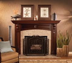 mediterranean fireplace designs living room traditional with