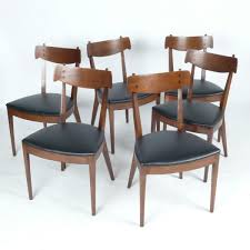 set of 6 drexel declaration dining chairs at city issue atlanta