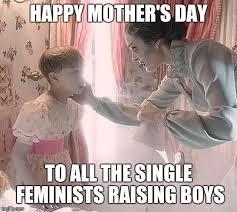 Raising Boys Meme - mother s day imgflip