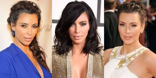 hairstyles through the years kim kardashian s complete beauty evolution hairstyles pictures
