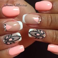 atlanta nail artnailnailsart atlanta falcons inspired nail art
