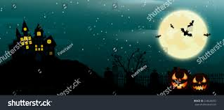 halloween background stock vector 224628493 shutterstock