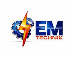 technik design e m technik logo design contest logo arena