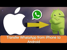 transfer whatsapp messages from iphone to android how to transfer whatsapp messages and chats from iphone to android