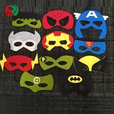 cheap masks oem wholesale high quality cheap party mask felt mask