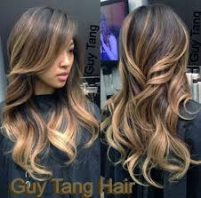 does hair look like ombre when highlights growing out balayage ombre considering doing something like this when my