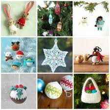 loom knit doll pin ornaments pattern by stark