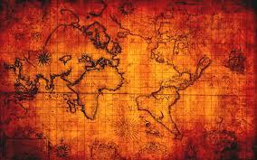 Old World Map Wallpaper by Vintage World Map Wallpaper Old Stuff Iml Hd Hiltonmaps Com