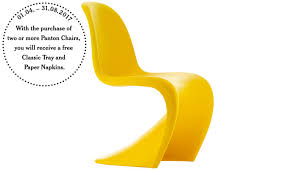 panton chair limited edition sunlight discontinued