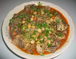 cuisiner une tete de veau tête de veau chtitha cuisine algérie