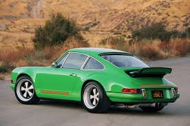 green porsche porsche 911 review and photos