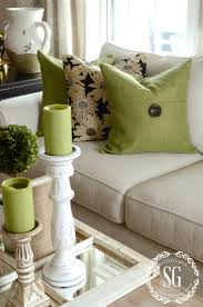 Yellow And Green Living Room Accessories Best 25 Green Decoration Ideas On Pinterest Plant Table Green