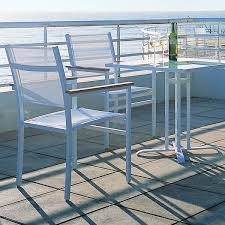 Patio Furniture Long Beach by Rausch Square Aluminum Bistro Table Homeinfatuation Com