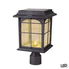 best solar lights for shaded areas hton bay solar outdoor light fixtures with dusk to dawn ebay