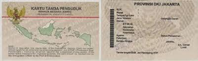 cara membuat ktp wna indonesia india mixed marriage community ketentuan kartu tanda