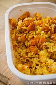 cuisiner un potiron riz sauté au potiron et au curry la cuisine du jardin