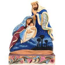 jim shore thanksgiving figurines and you shall call him emmanuel jim shore holy family figure