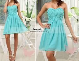 high quality chiffon bridesmaid dresses tiffany blue by dress8