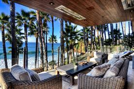 oceanfront laguna beach house rents for 150 000 a month u2013 and