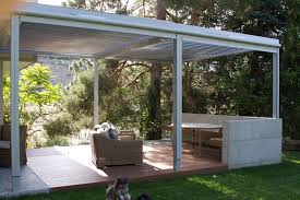 Backyard Shade Solutions by Pergola And Patio Cover Pictures Gallery Landscaping Network