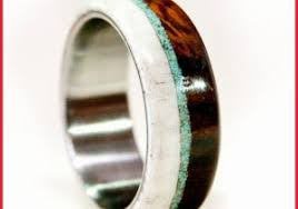 mens wedding bands wood inlay mens wedding rings with wood inlay 304474 personalized tungsten