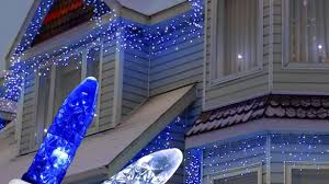bright led outdoor christmas lights sweet looking blue led outdoor christmas lights icicle c9 bright 100
