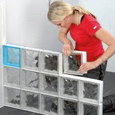 seves glass blocks range glass blocks glass block diy kits