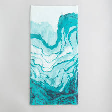 Aqua Bathroom Rugs Abyss Aqua Bath Rug Bloomingdale S