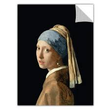girl with pearl earring painting artwall girl with a pearl earring by johannes vermeer painting