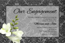 Engagement Party Invitation Cards New Ideas Engagement Invitation Cards Modern Invited Grey Color