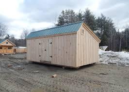Large Barn Saltbox Shed Plans Storage Buildings Kits Jamaica Cottage Shop