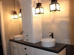 bathroom ideas bathroom lighting fixtures antique copper pendant