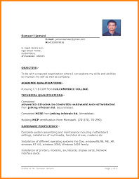 templates for resumes microsoft word 10 cv format sle in word prome so banko