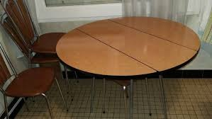 table ronde pliante cuisine table pliante chaises occasion offres juin clasf