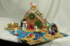 gingerbread house hmh designs
