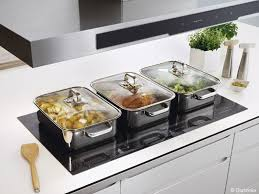 induction cuisine table de cuisson induction les nouveautés 2013 cooking food and