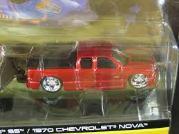 matchbox chevy impala maisto design elite transport silverado and nova the race case