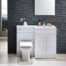 all in one toilet and sink unit luxury toilet and basin combination unit modern uk drench