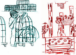 minecraft quick sketches by silentaugust on deviantart