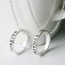 necklace pendant clasp images Couple necklace quot best friends forever quot for 2 chokers pendants jpg