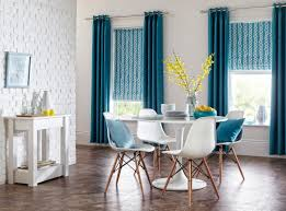 White And Teal Curtains Blue And White Living Room Sherwood Curtains In Teal With Nirvana