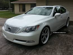 used lexus for sale ls460 lexus ls 460 2007 technical specifications interior and exterior
