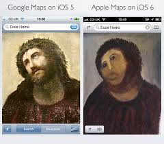 Google Maps Meme Apple Says Ios 6 Maps App Will Get Better John Paczkowski