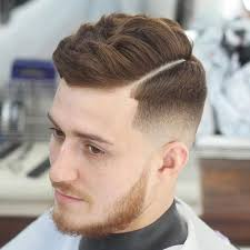 1 sided haircuts men side part hairstyles and parted haircuts