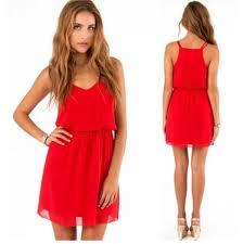 popular red mini dress v neck buy cheap red mini dress v neck lots