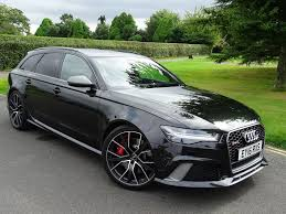 black audi used panther black audi a6 for sale essex