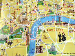 best tourist map of maps top tourist attractions free printable city