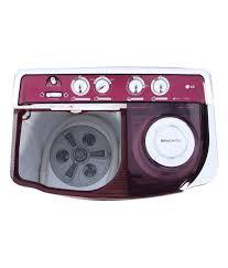 lg 6 8 kg p7853r3sabg semi automatic top load washing machine