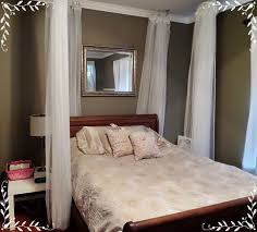 Diy Canopy Bed 10 Best Bed Curtains Canopy Bed Diy Images On Pinterest
