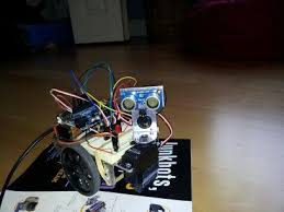 how to make an obstacle avoiding arduino robot 10 steps with